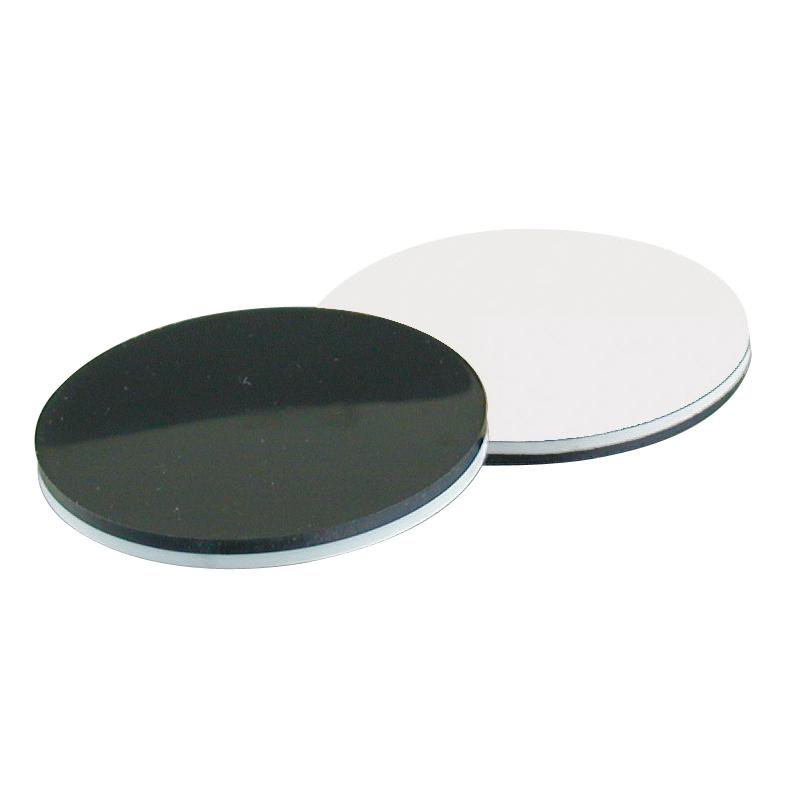 Accessoire microscopie paralux disque bl noir diam 60mm for Porte halo 60